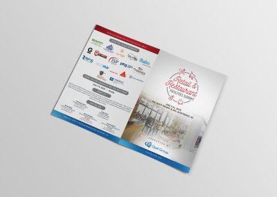 Event Agenda Booklet