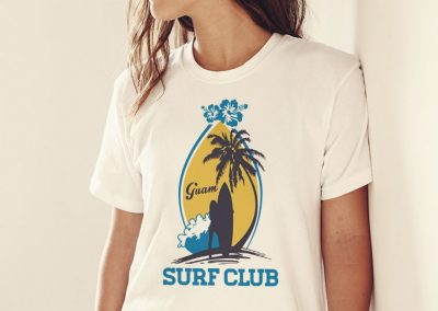 Guam Surf Club Shirt